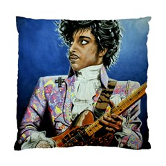 His Royal Purpleness Cushion Case (two Sided)  by retz