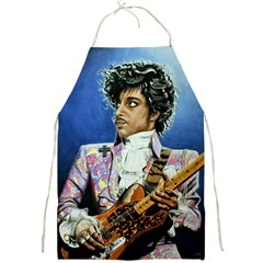 His Royal Purpleness Apron by retz