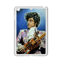 His Royal Purpleness Apple Ipad Mini 2 Case (white)