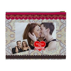Love By Love   Cosmetic Bag (xl)   Rz2gsui2jbrw   Www Artscow Com Back