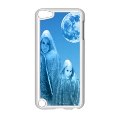 Full Moon Rising Apple Ipod Touch 5 Case (white) by icarusismartdesigns
