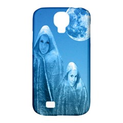 Full Moon Rising Samsung Galaxy S4 Classic Hardshell Case (pc+silicone) by icarusismartdesigns