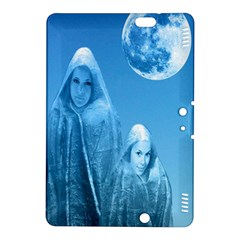 Full Moon Rising Kindle Fire Hdx 8 9  Hardshell Case