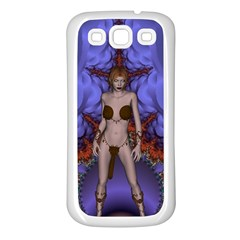 Chaos Samsung Galaxy S3 Back Case (white) by icarusismartdesigns