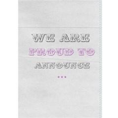 Letscard By Elfie   Greeting Card 5  X 7    2j1wye1vxza9   Www Artscow Com Front Inside