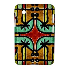 Lap Samsung Galaxy Tab 2 (7 ) P3100 Hardshell Case  by dflcprints