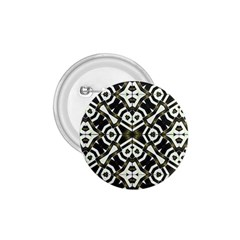 Abstract Geometric Modern Pattern  1 75  Button by dflcprints