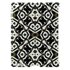 Abstract Geometric Modern Pattern  Apple Ipad 3/4 Hardshell Case (compatible With Smart Cover) by dflcprints
