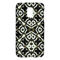 Abstract Geometric Modern Pattern  Samsung Galaxy S5 Mini Hardshell Case  by dflcprints