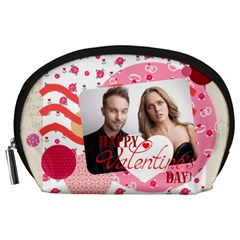 Love By Love   Accessory Pouch (large)   Deaizfwo7qjo   Www Artscow Com Front
