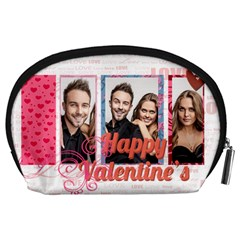 Love By Love   Accessory Pouch (large)   O7pu6zxkohbz   Www Artscow Com Back