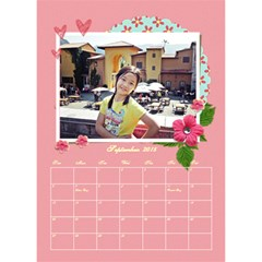 2015 By Thaneenard   Desktop Calendar 6  X 8 5    9ttvra03gk5f   Www Artscow Com Sep 2015