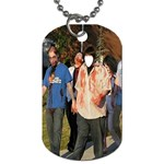 Zombies At Work ! Series #1. - Dog Tag (Two Sides)