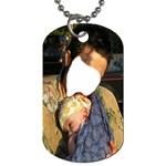 Take Out Lunch Baby ! Zombie Series #3. - Dog Tag (Two Sides)