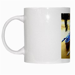 By Pamela Sue Goforth   White Mug   Zcahc3fe1zhn   Www Artscow Com Left