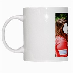 By Pamela Sue Goforth   White Mug   C4lmmp8l0p5l   Www Artscow Com Left