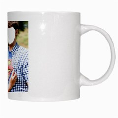 By Pamela Sue Goforth   White Mug   C4lmmp8l0p5l   Www Artscow Com Right