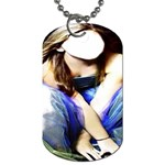 Rose - Dog Tag (Two Sides)