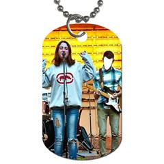 Signer  By Pamela Sue Goforth   Dog Tag (two Sides)   1hcwqqovx9k0   Www Artscow Com Front