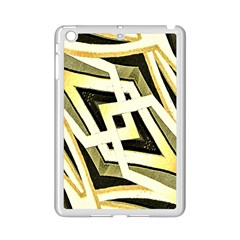 Art Print Tribal Style Pattern Apple Ipad Mini 2 Case (white)