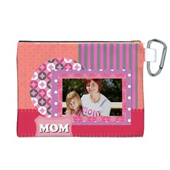 Mothers Day By Mom   Canvas Cosmetic Bag (xl)   5yyl2ulrpcn7   Www Artscow Com Back