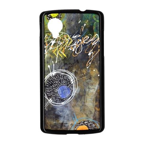 By Kati Barrett   Google Nexus 5 Case (black)   5s9kca4njf94   Www Artscow Com Front