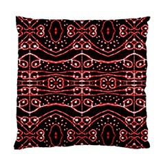 Tribal Ornate Geometric Pattern Cushion Case (two Sided)  by dflcprints