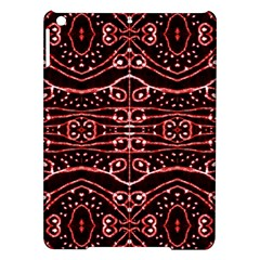 Tribal Ornate Geometric Pattern Apple Ipad Air Hardshell Case by dflcprints