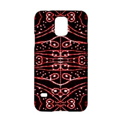 Tribal Ornate Geometric Pattern Samsung Galaxy S5 Hardshell Case  by dflcprints