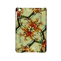 Floral Motif Print Pattern Collage Apple Ipad Mini 2 Hardshell Case by dflcprints