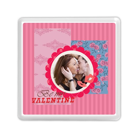 Love By Love   Memory Card Reader (square)   P6r66qo7czoc   Www Artscow Com Front