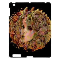 Organic Planet Apple Ipad 3/4 Hardshell Case by icarusismartdesigns