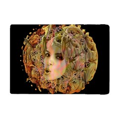 Organic Planet Apple Ipad Mini Flip Case by icarusismartdesigns