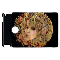 Organic Planet Apple Ipad 2 Flip 360 Case by icarusismartdesigns