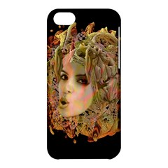Organic Planet Apple Iphone 5c Hardshell Case by icarusismartdesigns