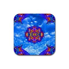 Sky Horizon Drink Coasters 4 Pack (square) by icarusismartdesigns