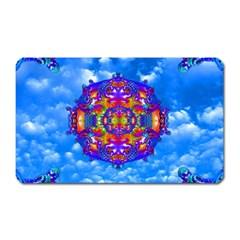 Sky Horizon Magnet (rectangular) by icarusismartdesigns