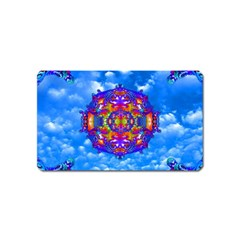 Sky Horizon Magnet (name Card) by icarusismartdesigns