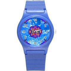 Sky Horizon Plastic Sport Watch (small) by icarusismartdesigns