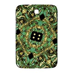 Luxury Abstract Golden Grunge Art Samsung Galaxy Note 8 0 N5100 Hardshell Case  by dflcprints