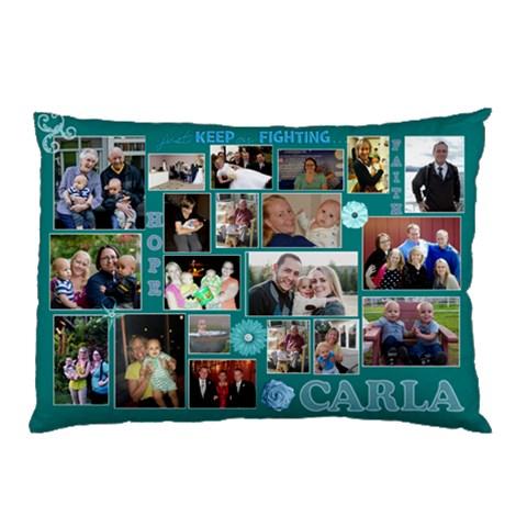 Carlas Pillow By Stephanie   Pillow Case   Fv9xbuuxx410   Www Artscow Com 26.62 x18.9 Pillow Case