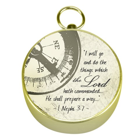 Nephi Compass   Gold By Stephanie   Gold Compass   O0n4kzb0zjbu   Www Artscow Com Front