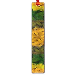 Tribal Floral Pattern Large Bookmark by dflcprints