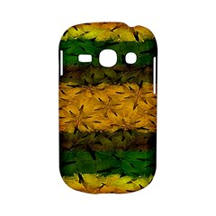 Tribal Floral Pattern Samsung Galaxy S6810 Hardshell Case by dflcprints