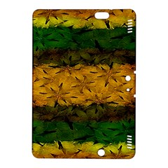 Tribal Floral Pattern Kindle Fire HDX 8.9  Hardshell Case by dflcprints