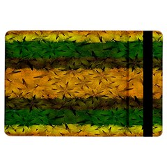 Tribal Floral Pattern Apple Ipad Air Flip Case by dflcprints
