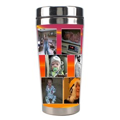 Kim By Kim Blair   Stainless Steel Travel Tumbler   Iwbu5e841k0t   Www Artscow Com Left