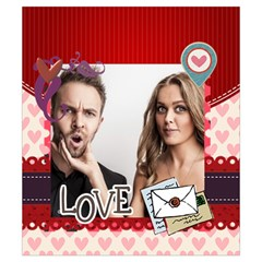 Love By Love   Drawstring Pouch (small)   5pzvmjz3wgwk   Www Artscow Com Back