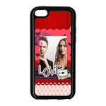 love - Apple iPhone 5C Soft Edge Hardshell Case