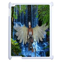 Magic Sword Apple Ipad 2 Case (white) by icarusismartdesigns